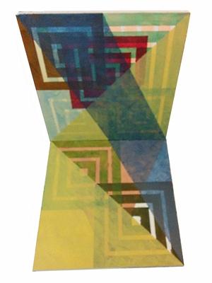 2 canvas composition