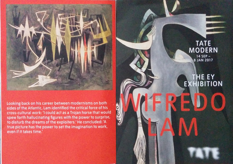 Wilfredo Lam in the Tate